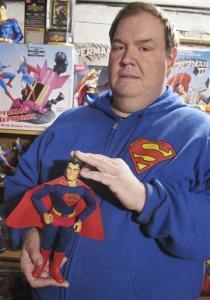 'Superman Bandit' Behind Bars