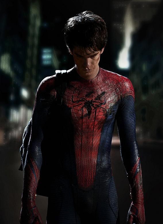 Krypton Radio First Look:  The Amazing Spider-Man 2 Trailer