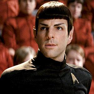 Star Trek's Zachary Quinto