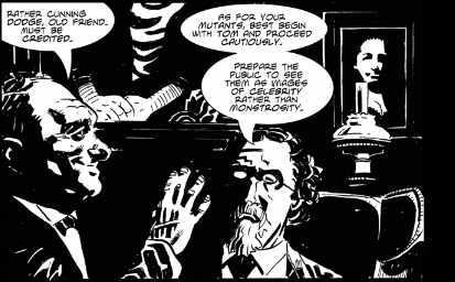 Comics Spotlight: THE PEERLESS PRODIGIES OF P.T. BARNUM
