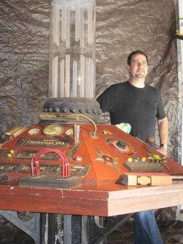 An American TARDIS At Gallifrey One