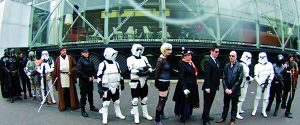 Sci-Fi-London Costume Parade