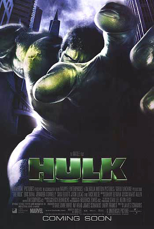 """""""The Hulk"""" Set To Smash Back On Television By 2013"""