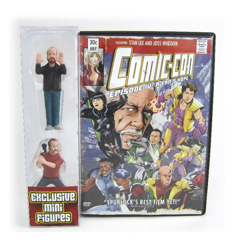 Comic-Con Episode IV: A Fan's Hope – On DVD July 10th