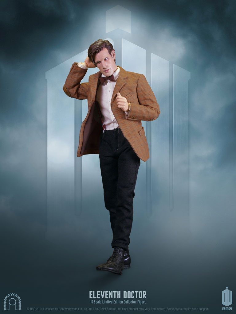 BBC AMERICA and NCM Fathom Events Celebrate Doctor Who's 50th Anniversary with Special RealD™ 3D SCREENING