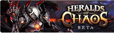 Heralds of Chaos Now In Beta
