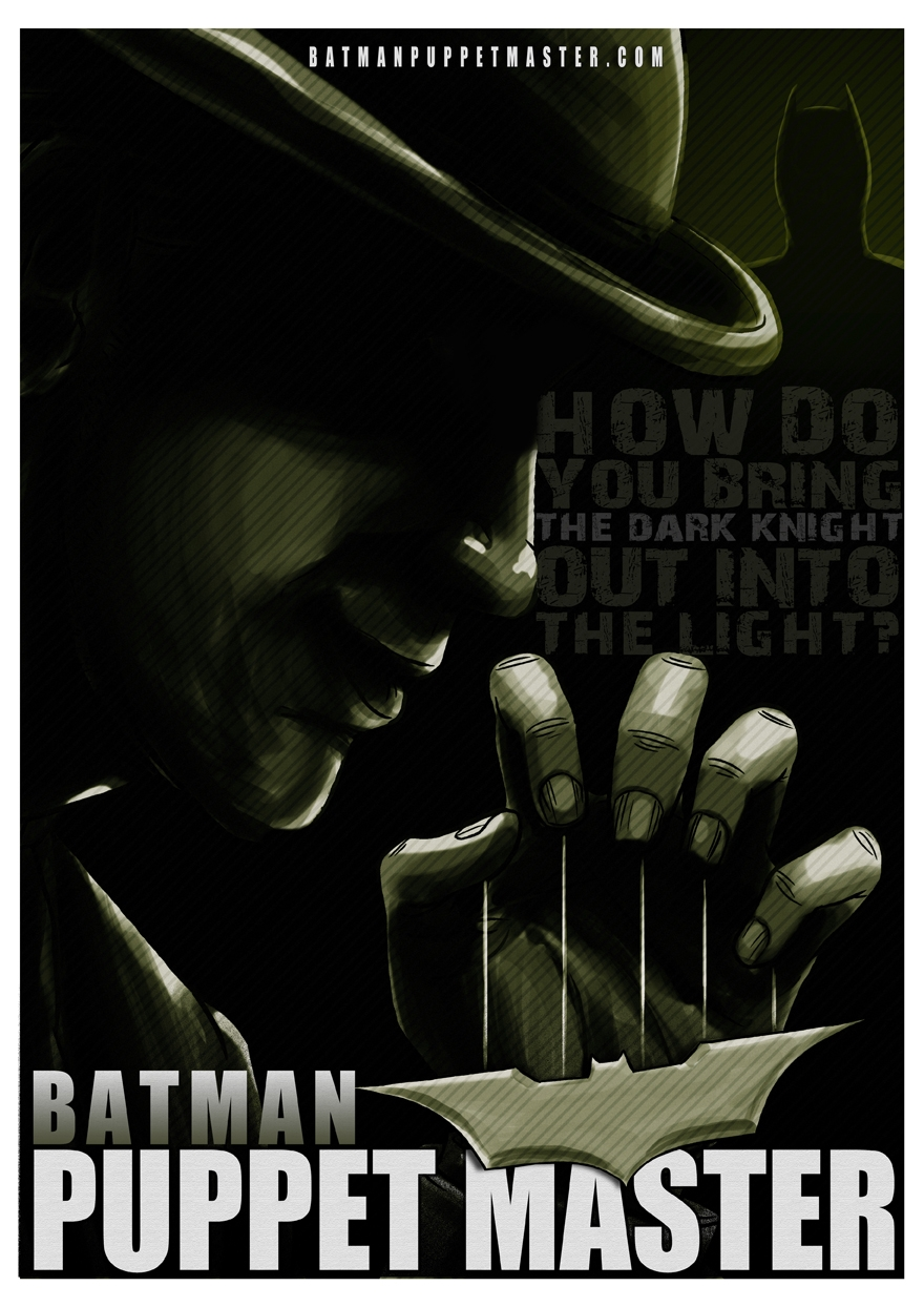 Krypton Radio Reviews: Batman: Puppet Master