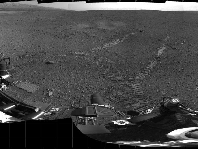Curiosity Rover Landing Site Named For Ray Bradbury