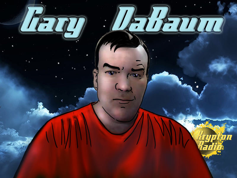 Krypton Radio Welcomes Its First Regular DJ: Gary DaBaum!