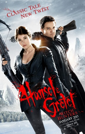 Krypton Radio Video Of the Day!: Hansel & Gretel – Witch Hunters