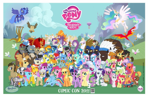 Video Of the Day!: My Little Pony Friendship Is Magic – Season 3 Preview