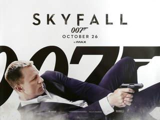 Movie Review: 'Skyfall'