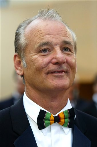 Bill Murray Says 'Yes' To The Proton Pack