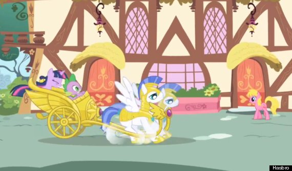 Video Of The Day: My Little Ponies 'At The Convention'
