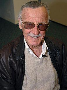 Stan Lee, 92 years old today.