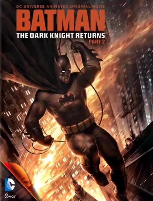 Movie Review: 'Batman: The Dark Knight Returns Part 2'