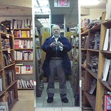 The Event Horizon: SF Writer Ira Nayman, Sat. 9PM Pacific