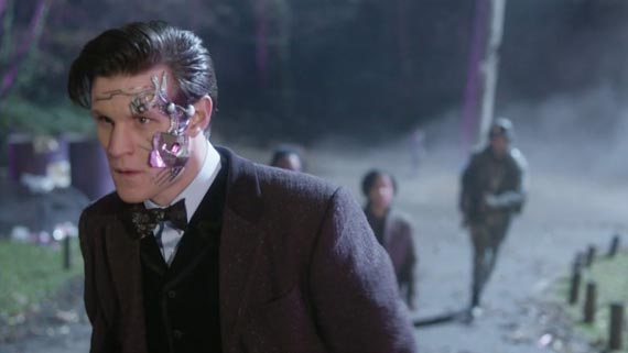 Video Of The Day: Season 7 Doctor Who
