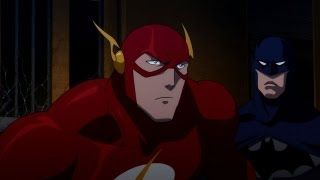 Krypton Radio First Look: Justice League – The Flashpoint Paradox