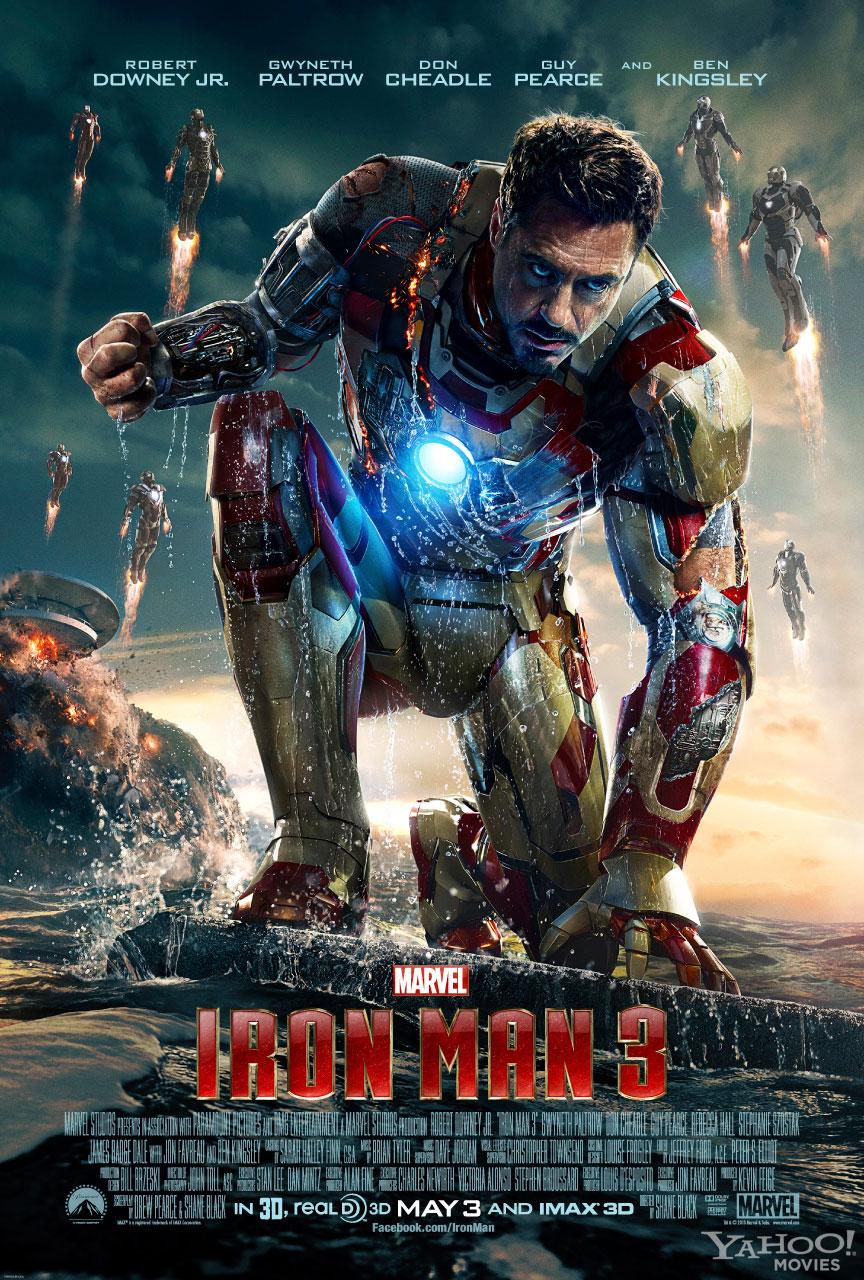 Movie Review: 'Iron Man 3'