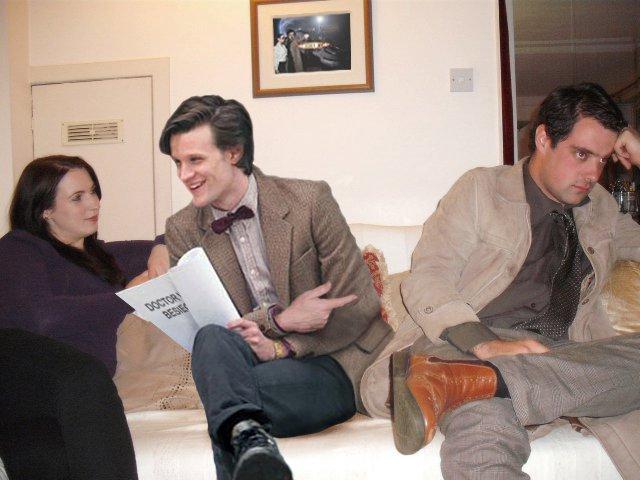 Krypton Radio First Look: Doctor Who – Besieged