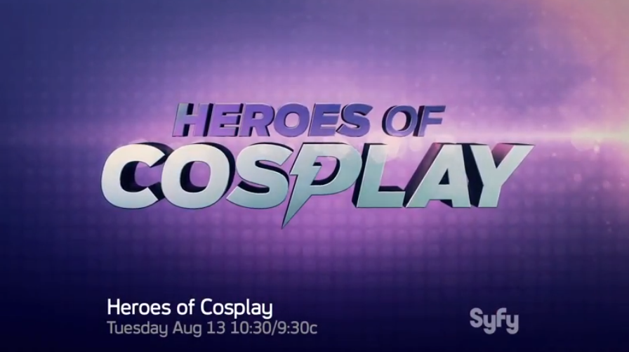TV Review: 'Heroes of Cosplay'