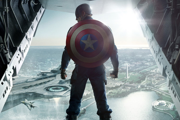 Krypton Radio First Look – 'Captain America:The Winter Soldier'