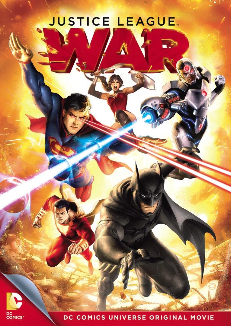 "Krypton Radio First Look: ""Justice League: War"""