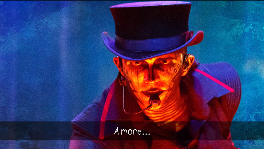 Video of the Day:  Steam Powered Giraffe's 'Mecto Amore'