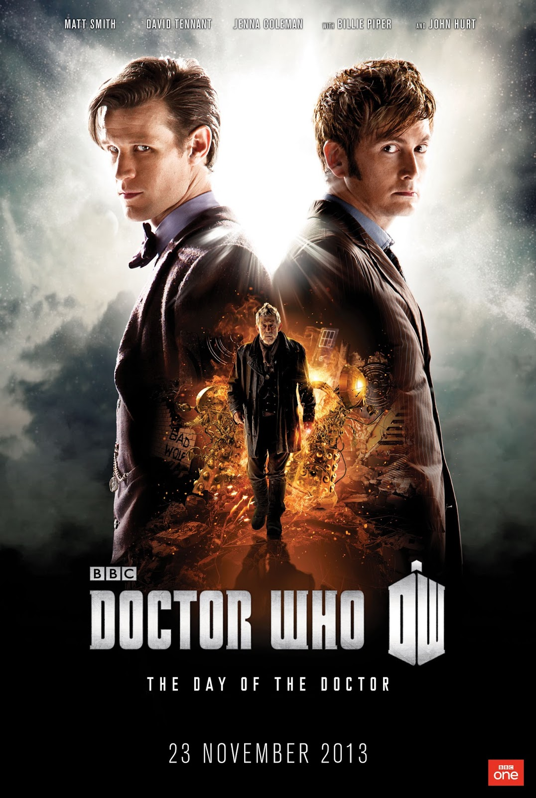 The Birthday of the Doctor: A look at the 50th Anniversary Special