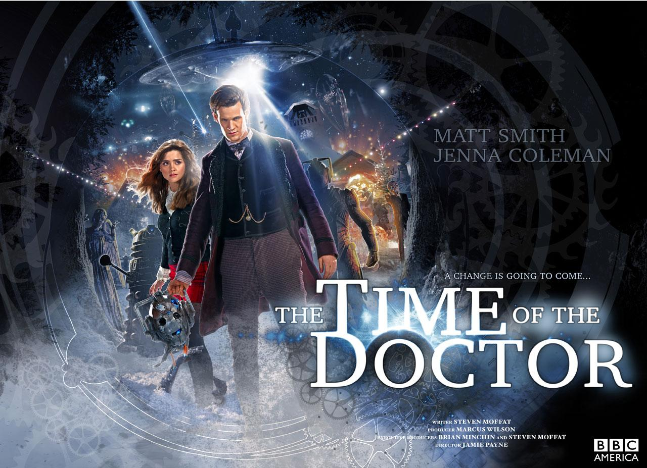 Video of the Day: Behind the Lens for The Time of the Doctor