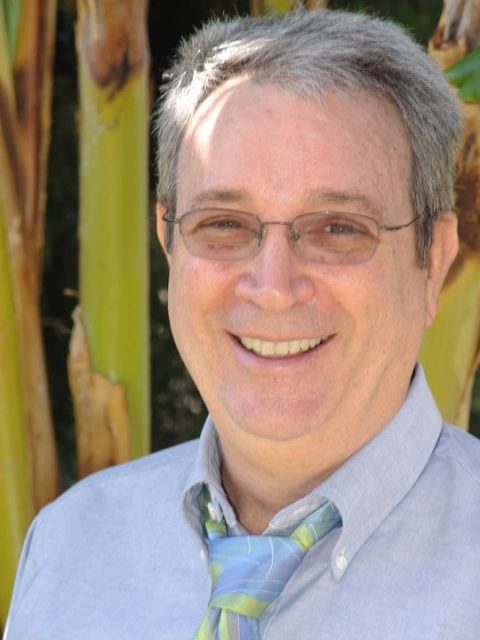 Award winning science fiction novelist David Gerrold.