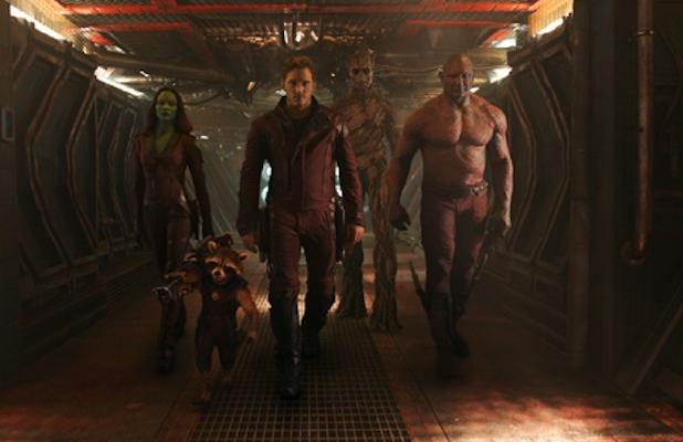 Krypton Radio First Look: 'Guardians of the Galaxy' Trailer #2