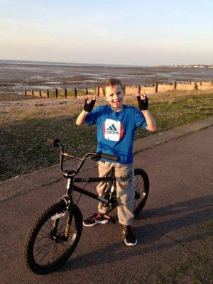 Reece bike