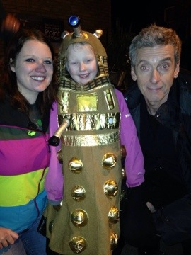 Video of the Day: Peter Capaldi