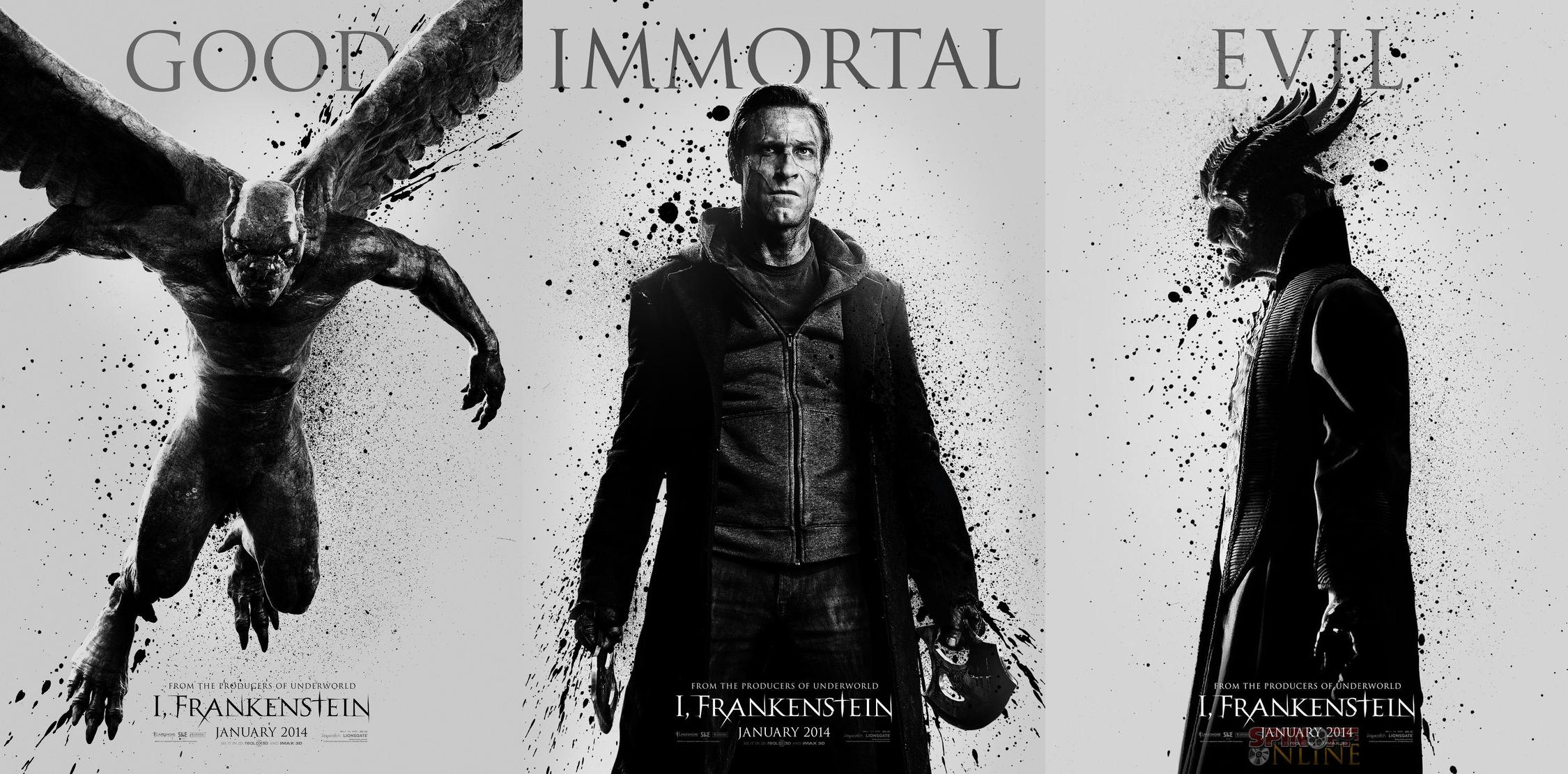 Movie Review: 'I, Frankenstein'