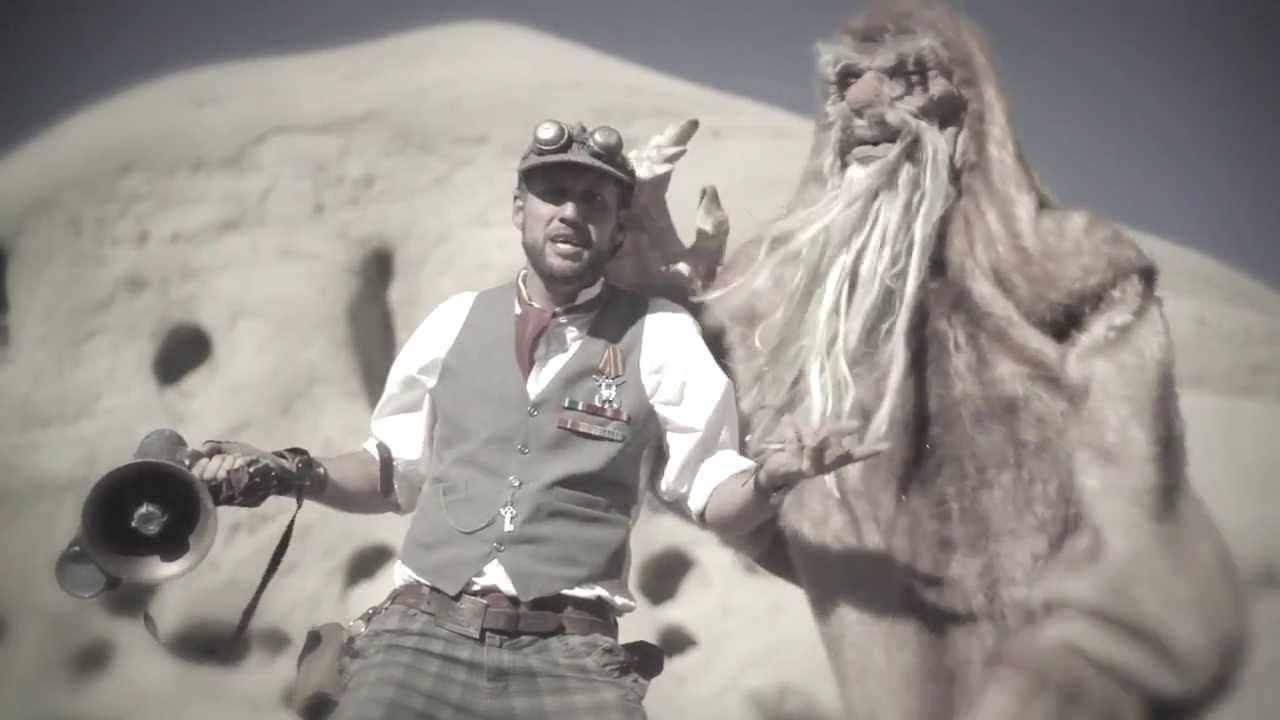 Video of the Day:  Poplock Holmes & DJ Watson in 'Monster Hunters'