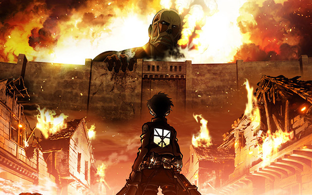 'Attack On Titan' Live-Action Movie!