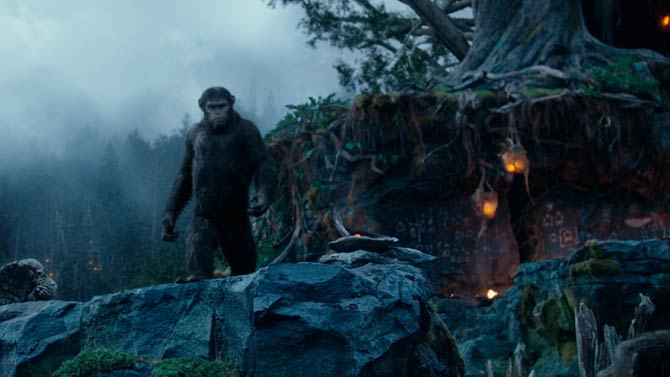 Krypton Radio First Look: 'Dawn of the Planet of the Apes'