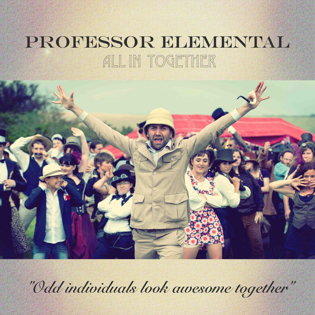Video of the Day: Professor Elemental's 'All In Together'