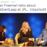 This Week on Mars: Lasers and Morgan Freeman