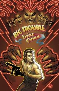 Written by John Carpenter and Eric Powell Art by Brian Churilla BOOM! Studios