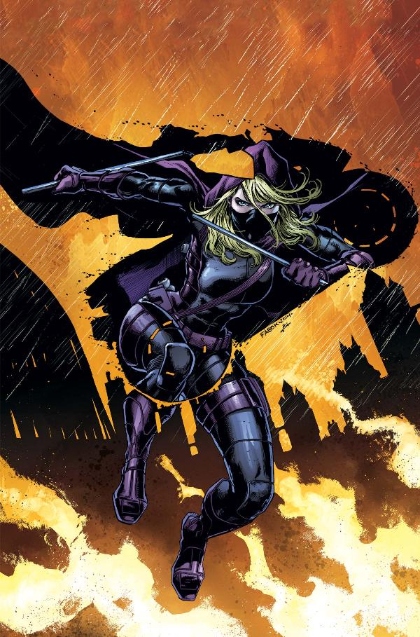 DC Comics' Stephanie Brown Returns as The Spoiler