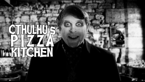 Video of the Day: 'Cthulhu's Pizza Kitchen'