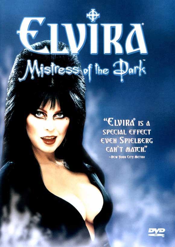 Krypton Radio's Days of Darkness: 'Elvira Mistress of the Dark'