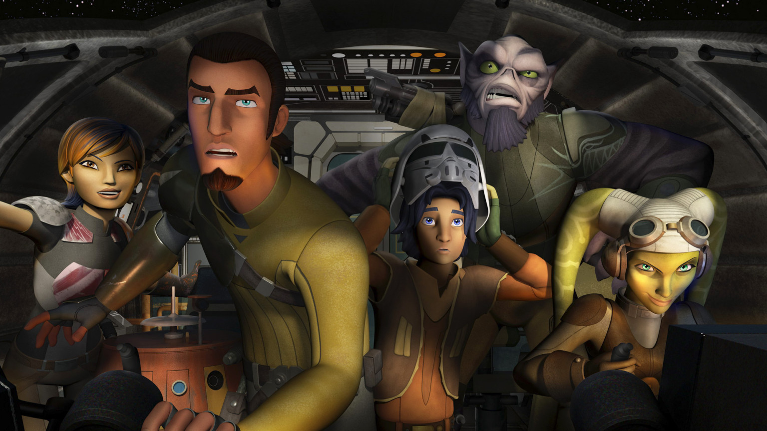 Tonight: Premieres of 'Star Wars:Rebels', 'Legend of Korra'