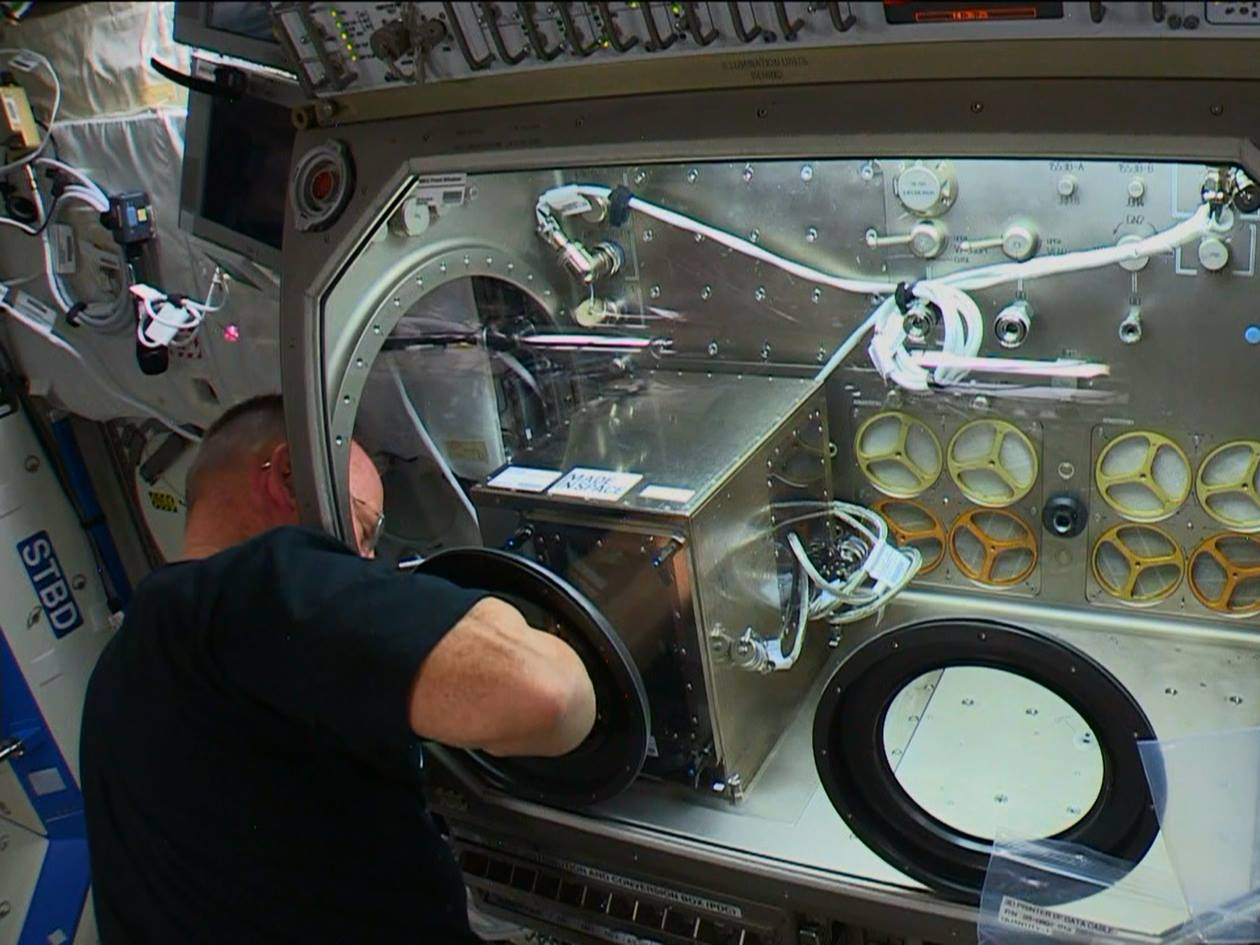 3-D Printing on the International Space Station