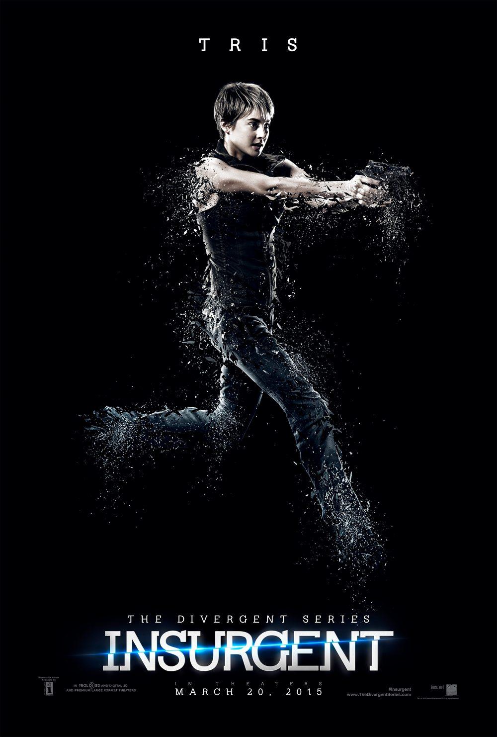 Krypton Radio 1st Look: 'The Divergent Series: Insurgent'