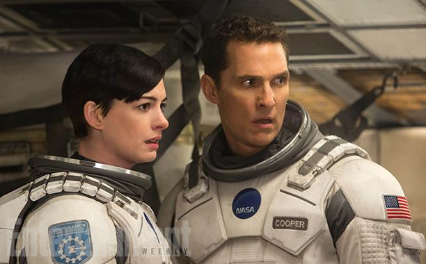 Movie Review: 'Interstellar'