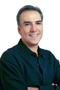 Emmy winning producer Bill Schultz